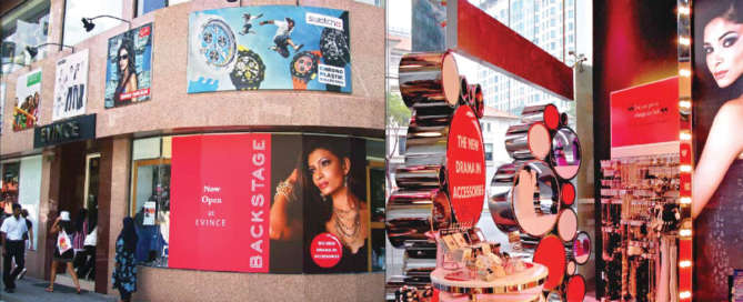 Gatorboard print projects - perfect for retail displays!