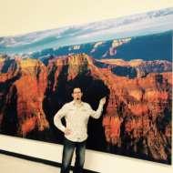Custom Large Format Printing of Grand Canyon