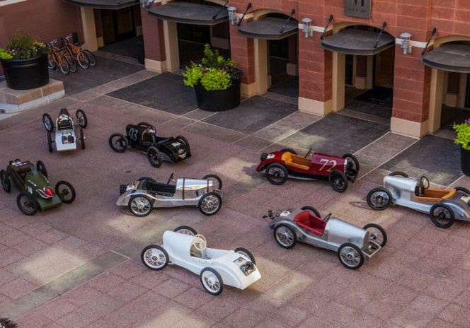 The amazing cars of the Scottsdale Grand Prix 2015