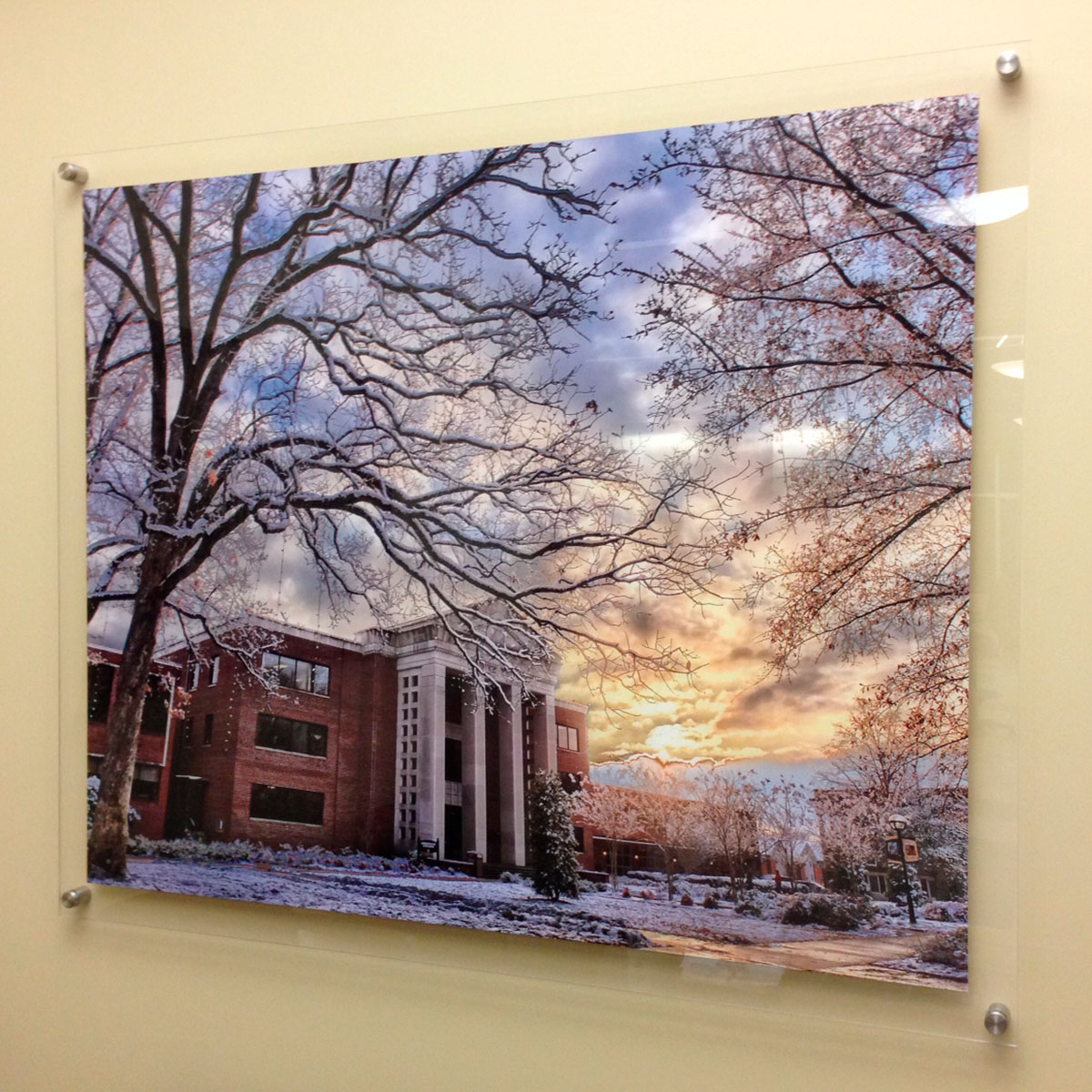 ArtisanHD plexi or direct to acrylic print landscape photography