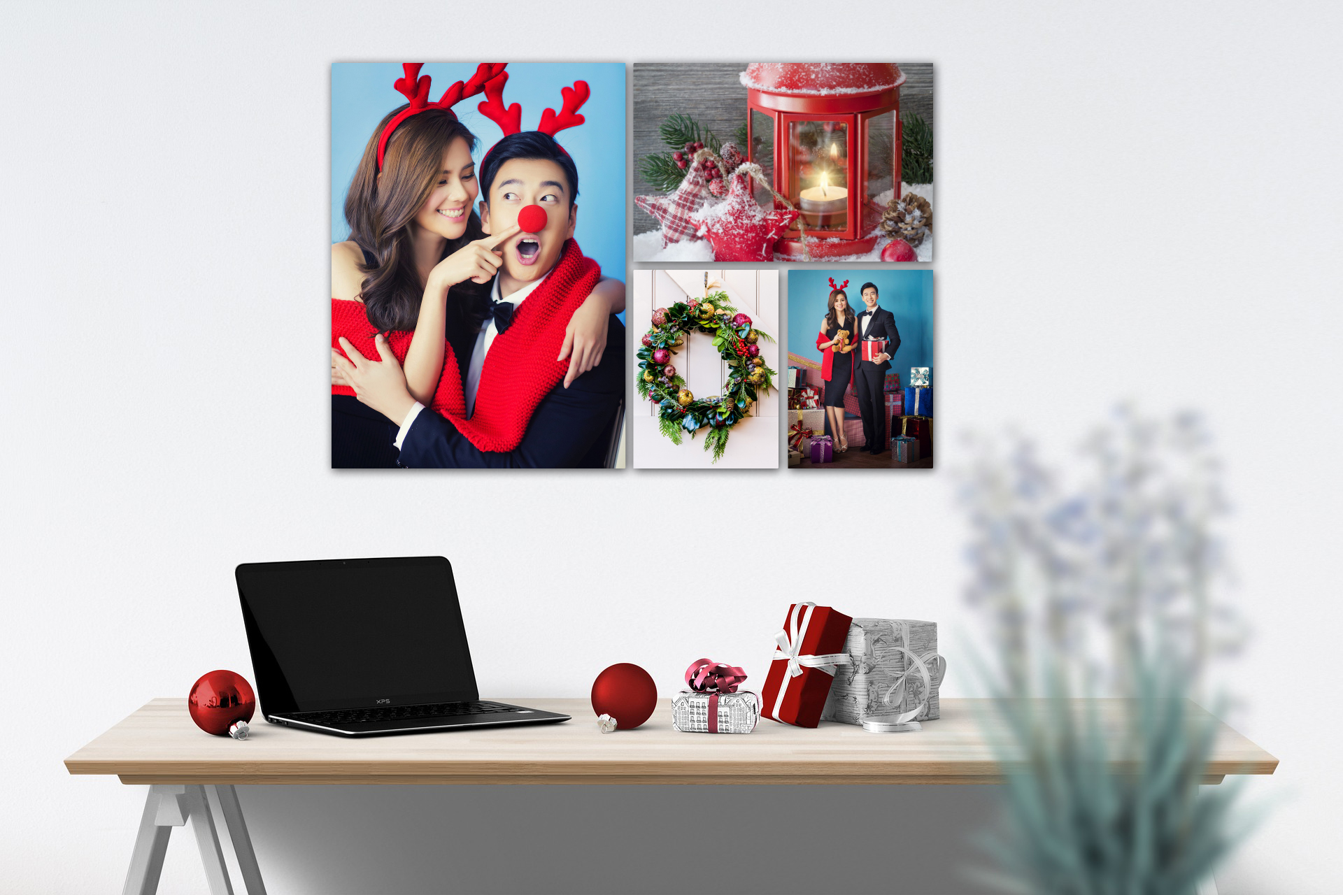 Custom Photo Gifts for the Holidays by ArtisanHD